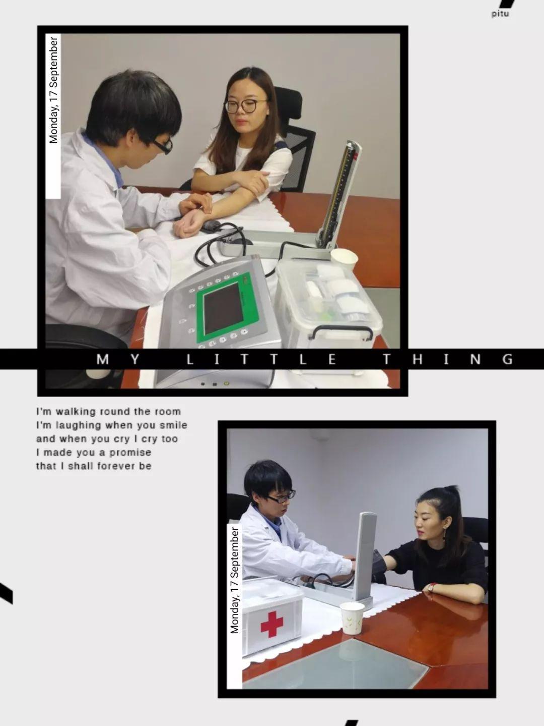 Giltbridge Organized a Traditional Medical Treatment Activity